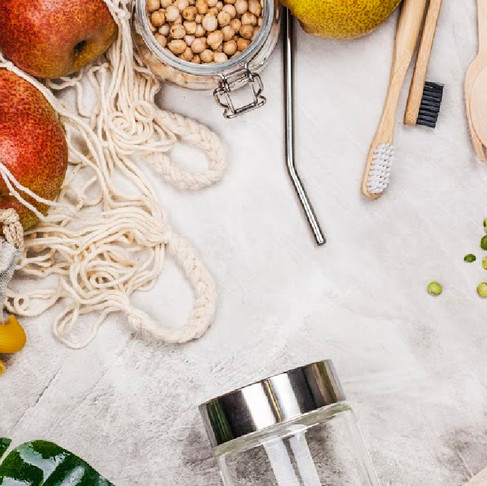How to be Sustainable in the Kitchen