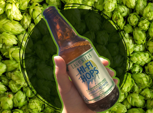 Cannabis Lagunitas Review: Hi-Fi Hops 5:5