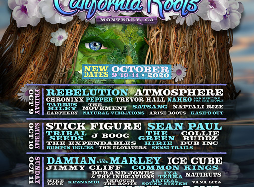 "Watch California Roots ""Can't Stop The Music"" online festival"