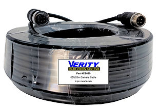 CB020 VerityRVS 20m Camera Cable m fm (W