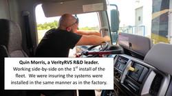 VerityRVS after market install