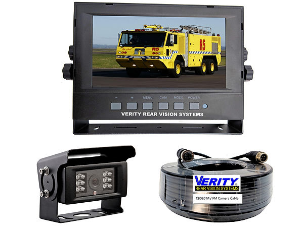 SM07F Complete System Verity Rear Vision