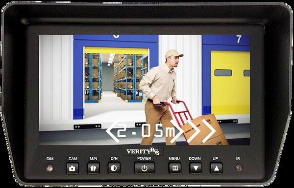 SM07J Sensor overlay Verity Rear Vision