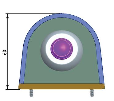 C300P Legal Vision Dimensions Front Veri