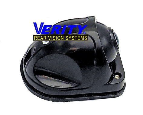 Verity C305 180 degree camera side logo.