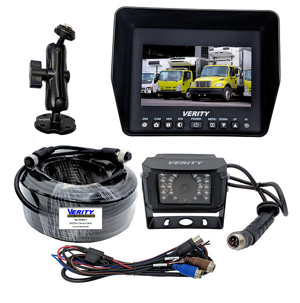 SM05J Complete System Verity Rear Vision