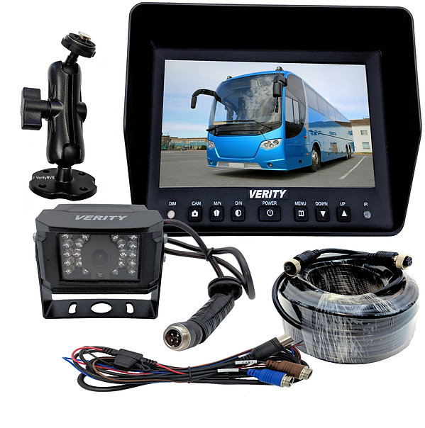 SM07J Complete System Verity Rear Vision