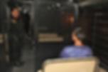 Prison Bus Interior Verity Rear Vision S