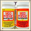 Stick it together with Mod Podge®.