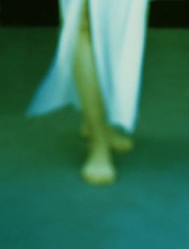 Danseuse- Polaroid 4x5