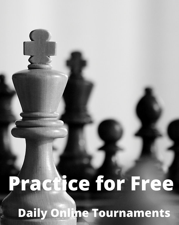 Daily free online chess tournaments
