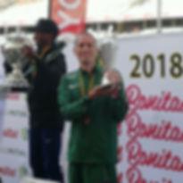 Steve Way, Comrades marathon.