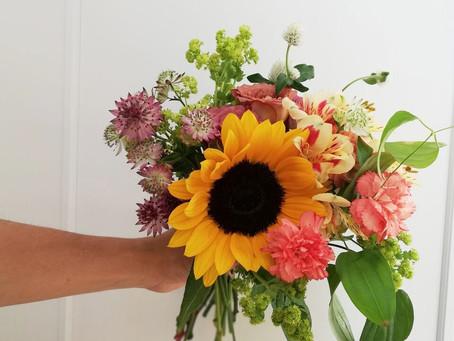 夏を代表する花