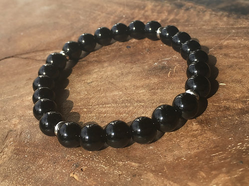 Armband Onyx L