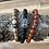 Thumbnail: Armband Buddha onyx-lavasteen