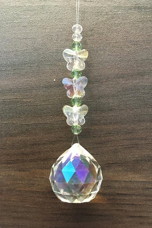 Zonnekristal Butterfly S