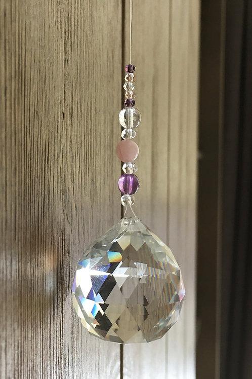 Zonnekristal Gouden Driehoek