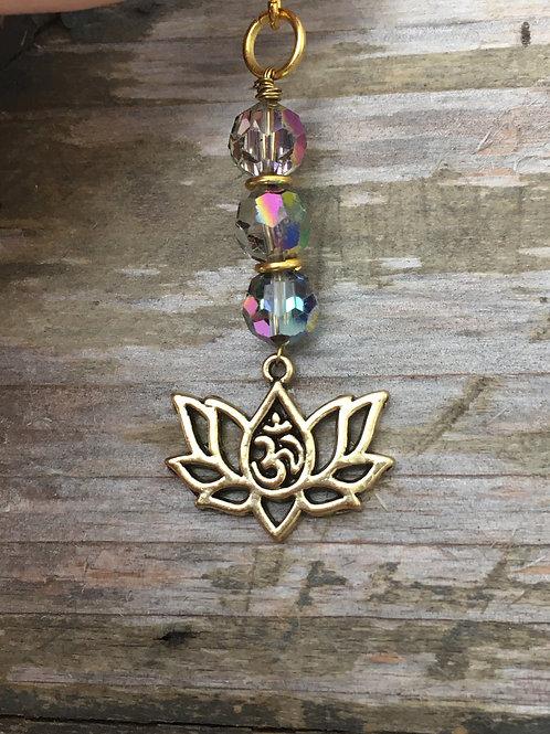 Hanger Lotus - regenboog