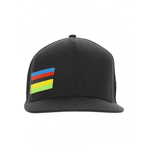 Santini UCI - TRUCKER CAP - UCI sapka