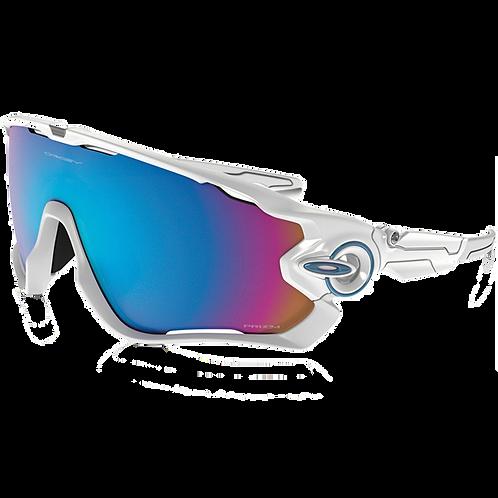 OAKLEY Jawbreaker Polished White - PRIZM Snow Lens - Sportszemüveg