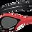 Thumbnail: Arena Iron Lady COBRA ULTRA swim googles - Iron Lady verseny úszószemüveg