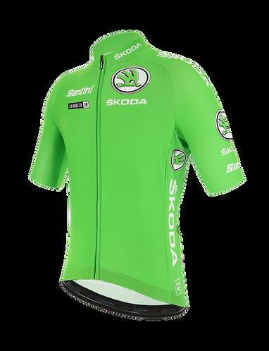 LA VUELTA 2019 - JERSEY GREEN - Kerékpáros mez