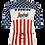 Thumbnail: Santini TREK-SEGAFREDO 2020 - US NATIONAL CHAMPION JERSEY - Női kerékpáros mez