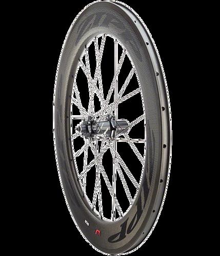 Zipp 808 firecrest carbon clincher rear wheel - Hátsó kerék, peremes