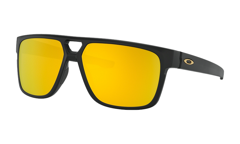 OAKLEY Crossrange Patch Matte Black / 24k Iridium - sportszemüveg