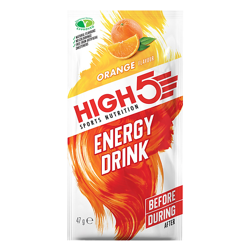 High5 2:1 Energy Drink Narancs 47g