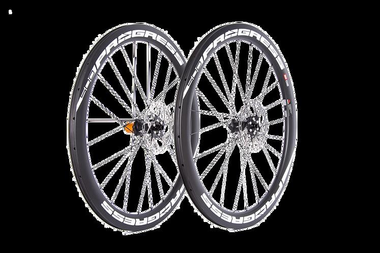 Progress Aprime disc wheelset - Kerékszett