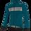 Thumbnail: Santini GUARD MERCURIO - JACKET PETROLEUM - Kerékpáros kabát.