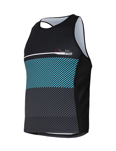 Santini SLEEK 775 2019 - TRI TOP LIGHT BLUE - Tri felső