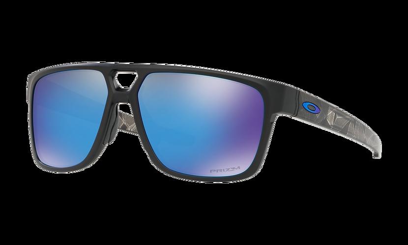 OAKLEY Crossrange Patch Matte Black Prizmatic / Prizm Sapphire - sportszemüveg