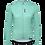 Thumbnail: Santini Scia Jersey Women Water - Kerékpáros Női pulcsi