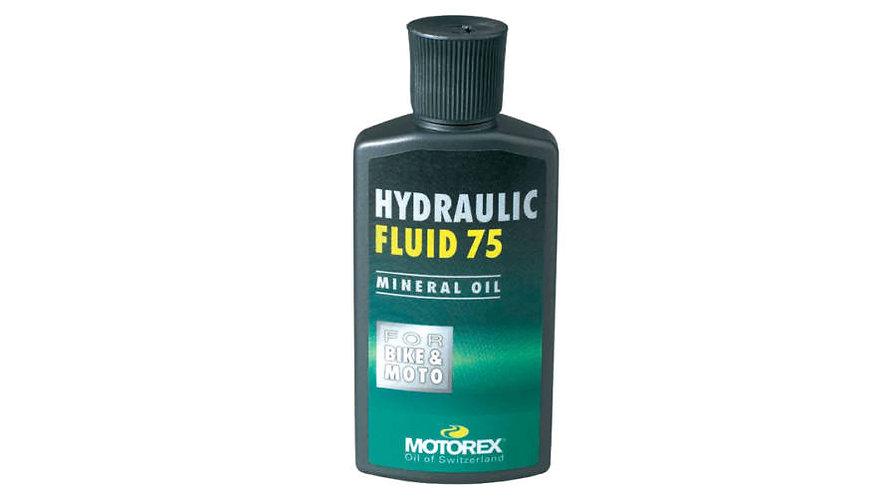 Motorex HYDRAULIC FLUID ásványi olaj fékhez 75 100ml