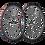 Thumbnail: Vision Trimax 30 Clincher Wheels Grey / Alu Kerékszet