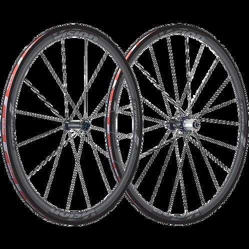 Vision Trimax 30 Clincher Wheels Grey / Alu Kerékszet