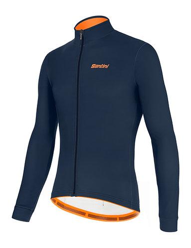 Santini colore jersey - Kerékpáros felső kék