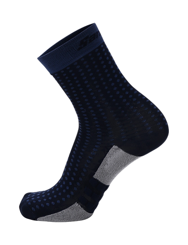 Santini ORIGINE - SOCKS BLUE NAVY - Kerékpáros közép profilú zokni