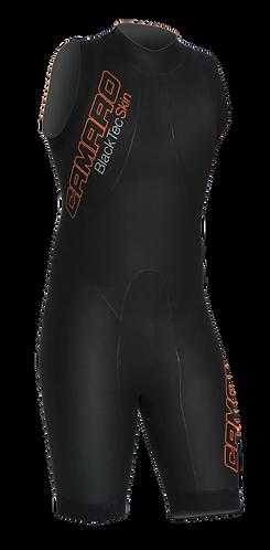 Camaro blacktec skin speedshorty wetsuit Junior - Gyermek neoprén rövid ruha