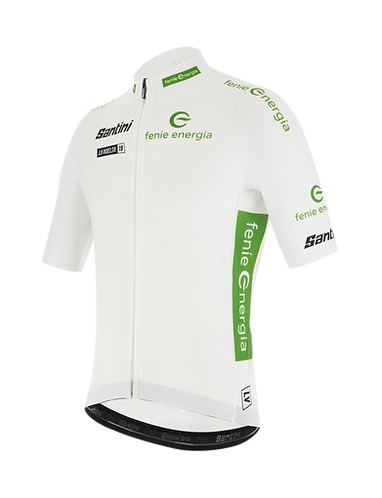 LA VUELTA 2019 - JERSEY WHITE - Kerékpáros mez