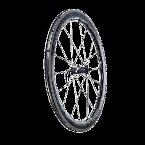 Zipp 454 NSW carbon Clincher front wheel - Első kerék, peremes