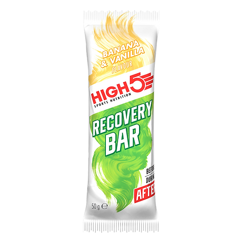 High5 Recovery Bar Banán/Vanilia 50g