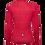 Thumbnail: Santini Scia Jersey Women Red - Kerékpáros Női felső
