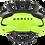 Thumbnail: Oakley ARO3 Retina Burn HELMET - Kerékpáros sisak