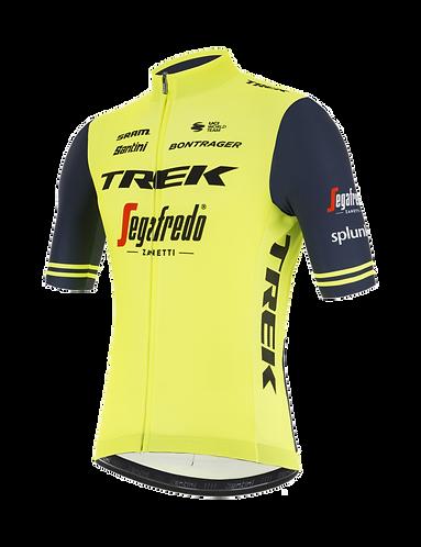 Santini TREK-SEGAFREDO 2020 - TRAINING JERSEY - Kerékpáros mez