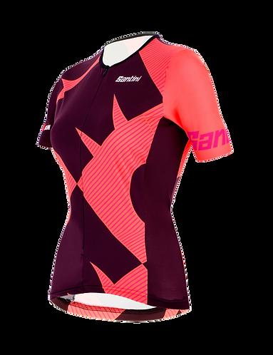 Santini Ironman CUPIO 2019 - JERSEY TRIATHLON WOMAN - Kerékpáros mez hölgyeknek