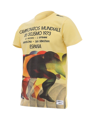 UCI T-shirt 1973 world championships - Póló