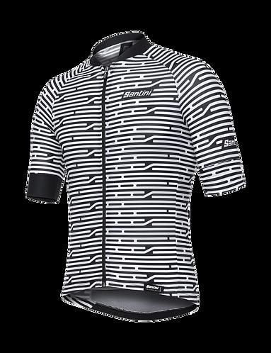 SOFFIO 2019 - JERSEY WHITE - Kerékpáros mez